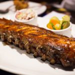 Sweet spareribs